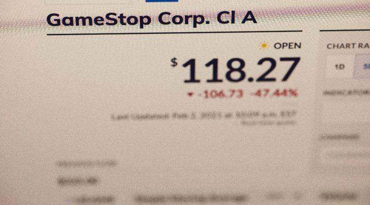The Gamestop Frenzy - Q1 January 2021 - Napatree Capital - Investment Solutions
